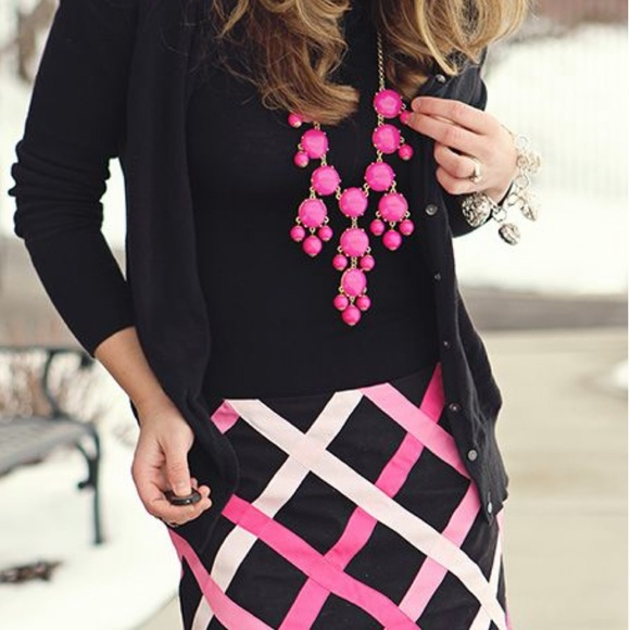 Jewelry - Pink Bubble Necklace